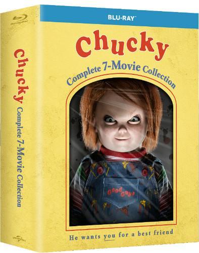 Chucky: The Complete 7-Movie Collection [Blu-ray]