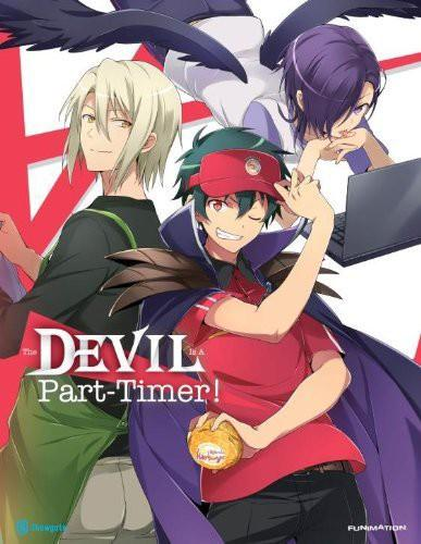 Devil Is a Part-Timer! [4 Discs] [Blu-ray/DVD]
