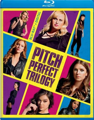 Pitch Perfect 3-Movie Collection [Blu-ray]