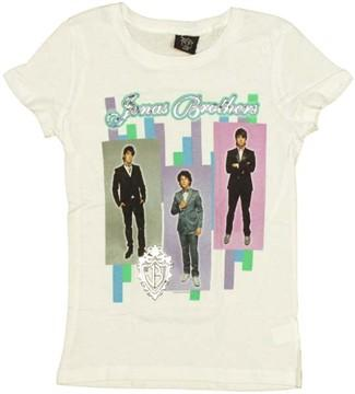 Jonas Brothers Boxed Girls Youth T-Shirt