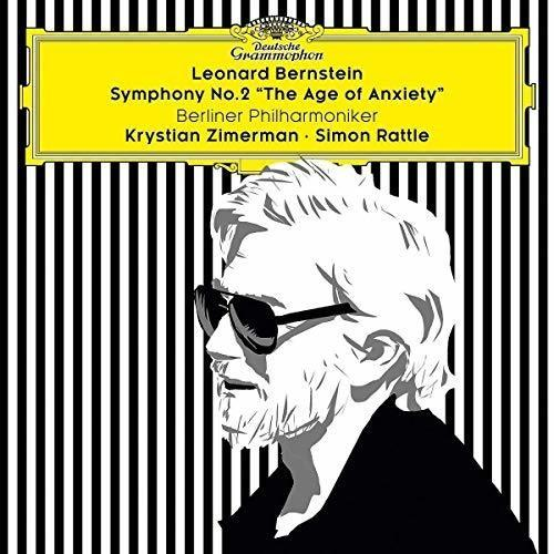 Simon Rattle - Symphony No 2 the Age of Anxiety