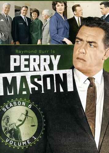 Perry Mason: Season 6, Vol. 1 [4 Discs]