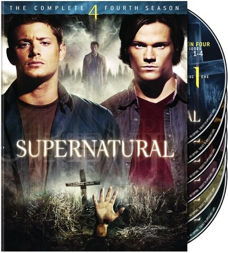Supernatural: The Complete Fourth Season [6 Discs]