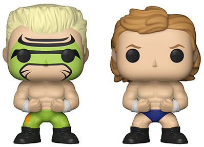 Funko Pop!: WWE - Sting & Lex Luger 2 pack