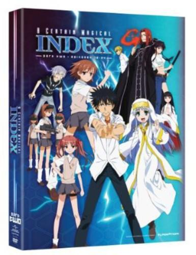 Certain Magical Index: Part Two [2 Discs]