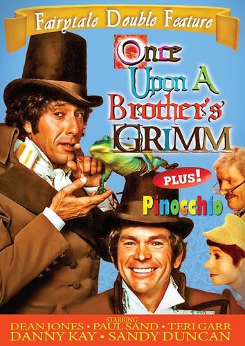 Once Upon a Brothers Grimm/Pinocchio