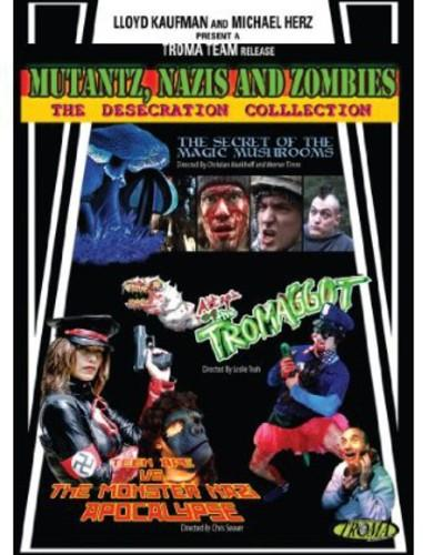 Mutantz, Nazis and Zombies, , small