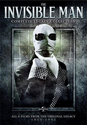 Invisible Man: Complete Legacy Collection [3 Discs]