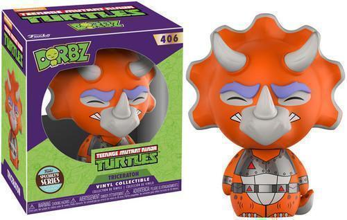 Funko Dorbz: Teenage Mutant Ninja Turtles Series 1 Triceratons