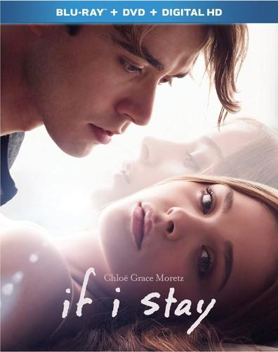 If I Stay [Includes Digital Copy] [Blu-ray/DVD] [Movie Money], , small
