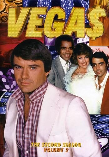 Vega$: The Second Season, Vol. 2 [3 Discs]