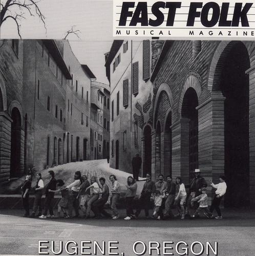 Fast Folk Musical Magazine - Fast Folk Musical Magazine (3) Eugene O 7 / Various, , small