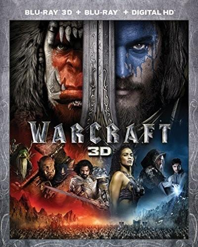 Warcraft [Includes Digital Copy] [3D] [Blu-ray], , small