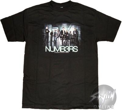 Numbers Cast T-Shirt