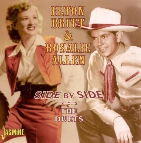 Elton Britt - Side By Side: The Duets