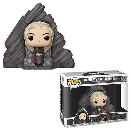Funko Pop!: Game of Thrones - Daenerys Targaryen on Dragonstone Throne