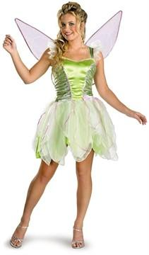 Tinker Bell Deluxe Costume