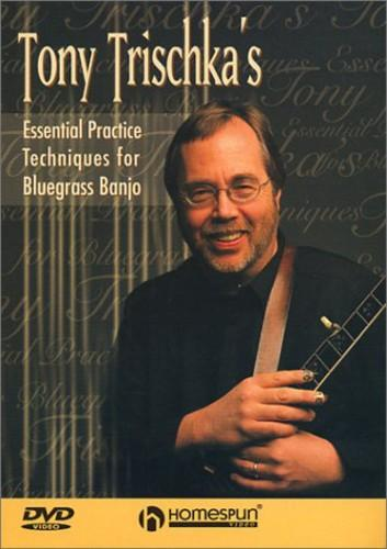Tony Trischka's Essential Practice Techniques For Bluegrass Banjo, , small