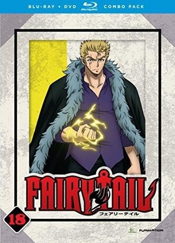 Fairy Tail: Part 18 [Blu-ray/DVD] [2 Discs]