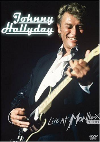 Johnny Hallyday: Live at Montreux 1988