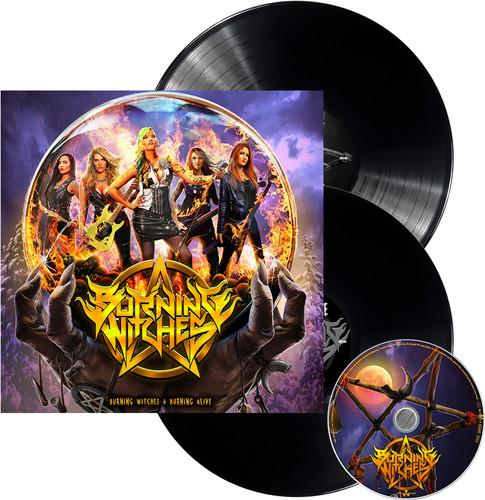 Burning Witches - Burning Witches & Burning Alive