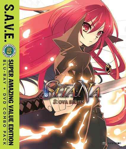 Shakugan No Shana - S: Ova Series - S.a.v.e. (2pc)