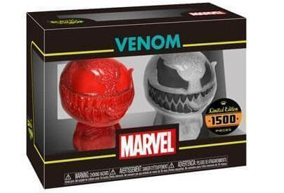 Funko Hikari XS: Venom (Red & White) 2 Pack, , small