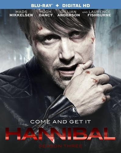 Hannibal: Season 3 [Blu-ray] [3 Discs]
