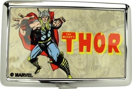 Thor the Mighty Large Card Case