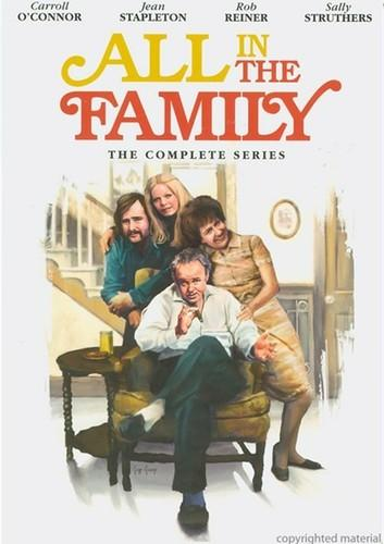 All in the Family: The Complete Series [28 Discs]