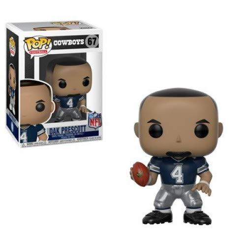 Funko Pop!: NFL - Dallas Cowboys Dak Prescott