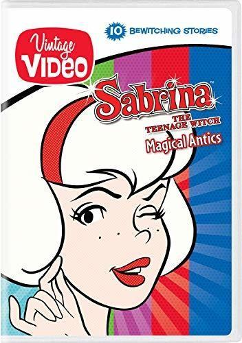 Vintage Video: Sabrina, The Teenage Witch: Magical Antics