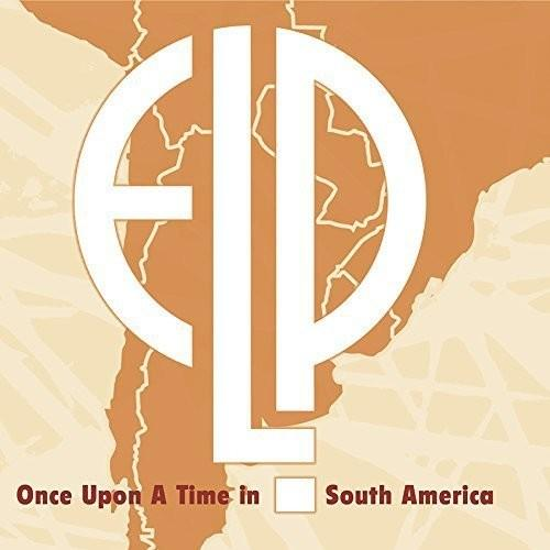 Emerson Lake & Palmer - Once Upon America Time Live in South America