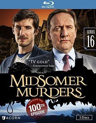 Midsomer Murders: Series 16 [Blu-ray], , small