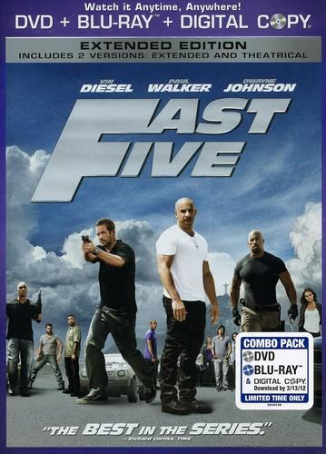 Fast Five, , small