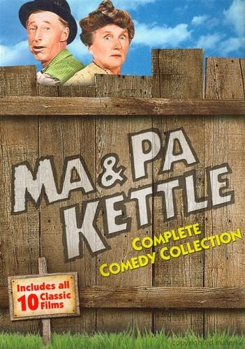 Ma & Pa Kettle: Complete Comedy Collection [5 Discs]