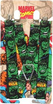 Incredible Hulk Name Expressions Suspenders