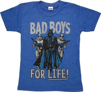 Star Wars Bad Boys for Life Youth T-Shirt