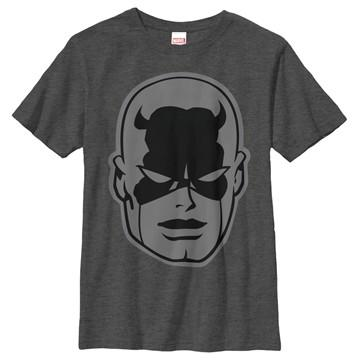 Daredevil BW Head Youth T-Shirt