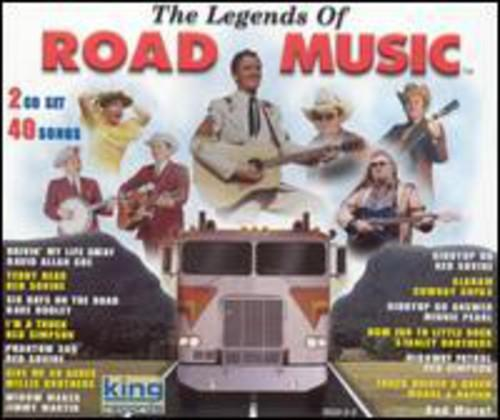 Various Artists - The Legends Of Road Music