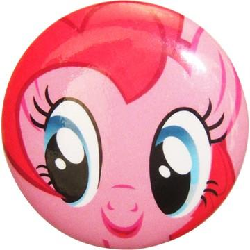 My Little Pony Pinkie Pie Face Button