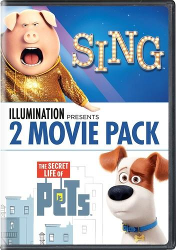 Illumination Presents: 2-Movie Pack