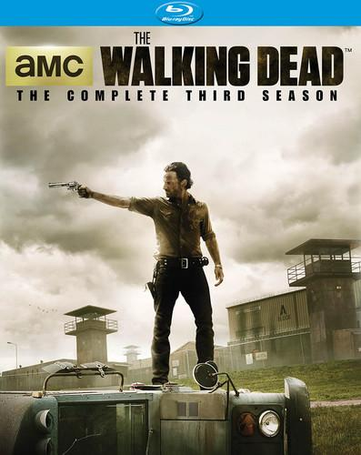 Walking Dead: The Complete Third Season [5 Discs] [Blu-ray]
