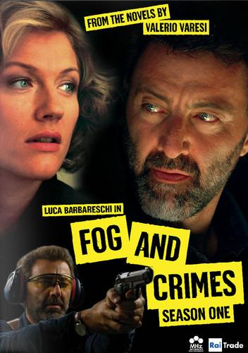 Fog and Crimes: Season One [2 Discs], , small