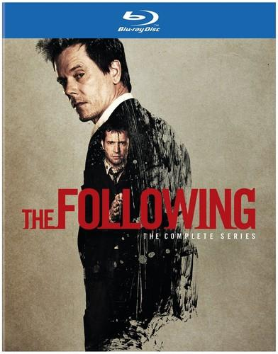Following: The Complete Series Box Set - Seasons 1-3 [Blu-ray]