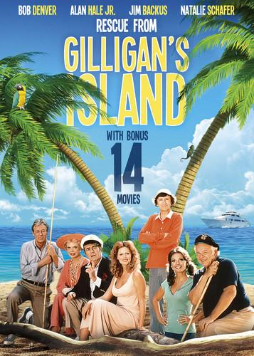 Rescue From Gilligan's Island with Bonus 14 Movies [3 Discs]