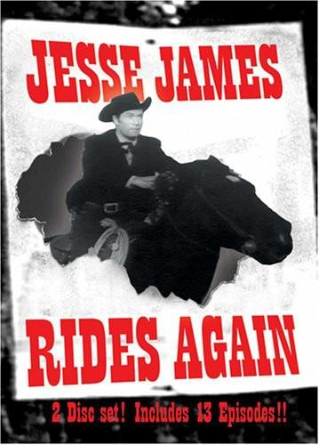 Jesse James Rides Again, , small