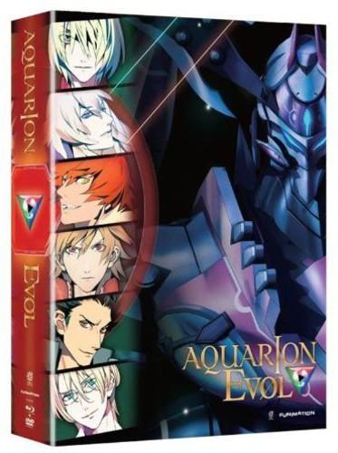 Aquarion Evol: Part 1 [Limited Edition] [2 Discs] [Blu-ray/DVD]