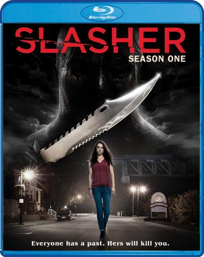 Slasher: Season One [Blu-ray] [2 Discs]