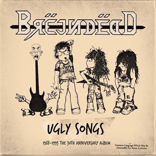 Ugly Songs 1988 1993, , small